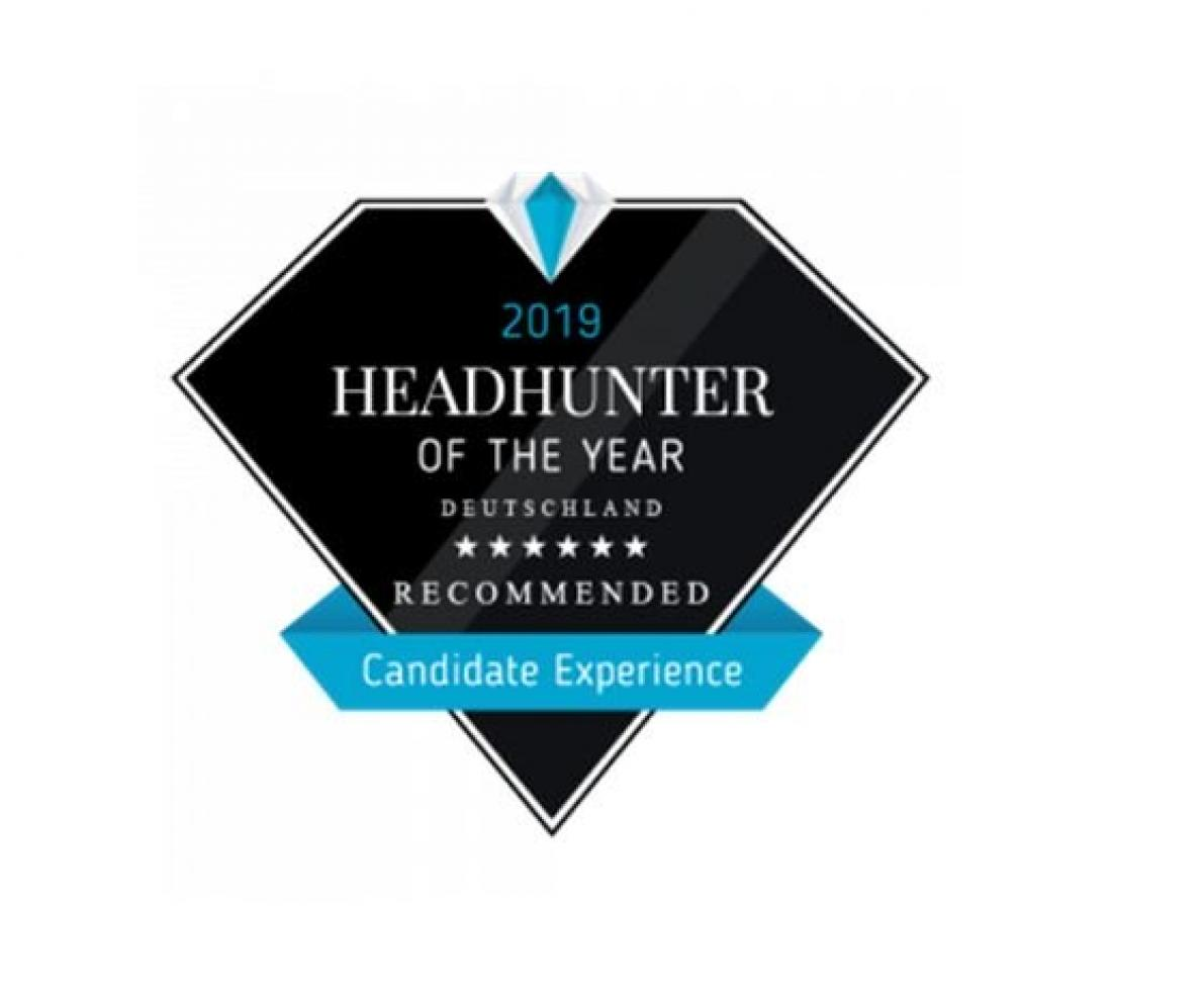 Headhunter of the Year 2019